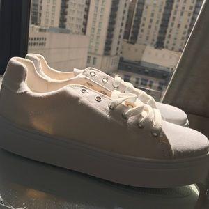 NWT ASOS sneaker platforms